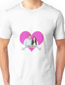 Chip and Jo Unisex T-Shirt