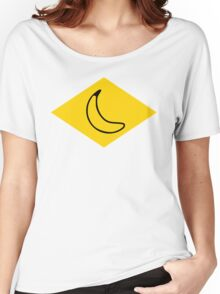 yellow banana Women's Relaxed Fit T-Shirt