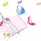 Parisian Fashion Guide by FallintoLondon