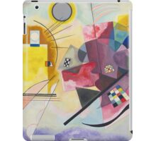 Wassily Kandinsky - Yellow Red Blue 1925  iPad Case/Skin