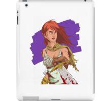 Sonja the Red iPad Case/Skin