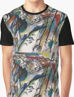 Wassily Kandinsky - Improvisation 28 Second Version 1912  Graphic T-Shirt