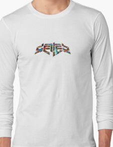 Getter psychedelic  Long Sleeve T-Shirt