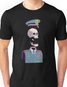 captain skull Unisex T-Shirt