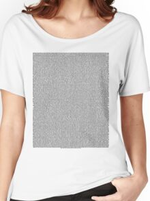 Bee Movie Script (Updated: Check Description For Details) Women's Relaxed Fit T-Shirt