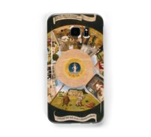 Hieronymus Bosch - The Seven Deadly Sins And The Four Last Things 1485 Samsung Galaxy Case/Skin