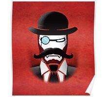 Iron Gentleman Poster