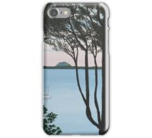 View from Omokoroa Point, New Zealand iPhone Case/Skin