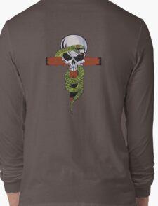 Skull'nSnake Long Sleeve T-Shirt