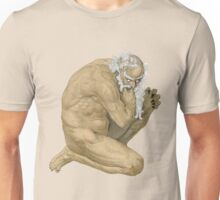 Please let me sleep.after Gustav Dore. Unisex T-Shirt