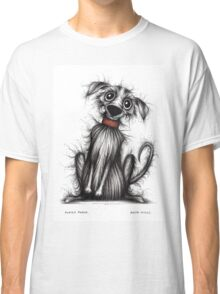 Fuzzy pooch Classic T-Shirt