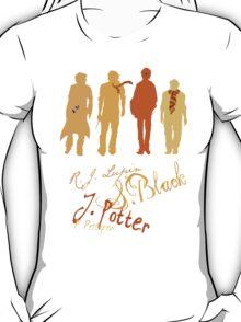 Four Marauding Marauders T-Shirt