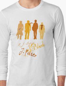 Four Marauding Marauders Long Sleeve T-Shirt