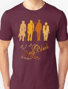 Four Marauding Marauders T-Shirt
