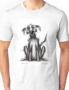 Homeless dog Unisex T-Shirt