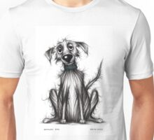 Homeless dog Unisex T-Shirt