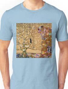 Gustav Klimt - The Tree Of Life, 1909 Unisex T-Shirt