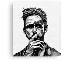Ryan Gosling Drives Canvas Print