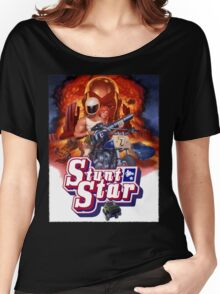 Stunt Star. Tombstone 2000 Women's Relaxed Fit T-Shirt