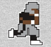 Nintendo Tecmo Bowl Oakland Raiders Bo Jackson Kids Clothes