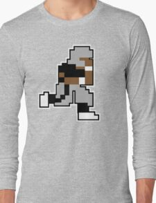 Nintendo Tecmo Bowl Oakland Raiders Bo Jackson Long Sleeve T-Shirt