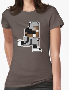 Nintendo Tecmo Bowl Oakland Raiders Bo Jackson Womens Fitted T-Shirt