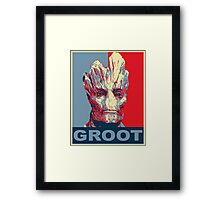 Groot Hope Framed Print