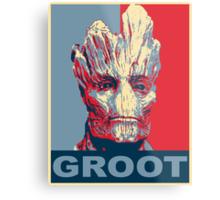 Groot Hope Metal Print