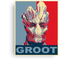 Groot Hope Canvas Print