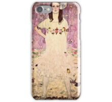 Gustav Klimt - Portrait Of Mada Primavesi (1903 2000), 1912  iPhone Case/Skin