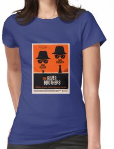 the music brothers Womens Fitted T-Shirt