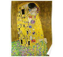 The Kiss - Gustav Klimt Poster