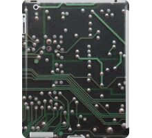 Circuits  iPad Case/Skin