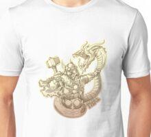 Norse god Thor Unisex T-Shirt