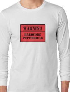 Hardcore Potterhead Long Sleeve T-Shirt