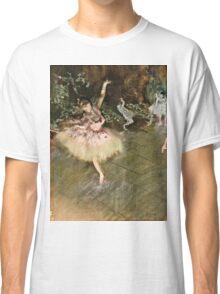 Edgar Degas - The Star ( 1876 1878)  Classic T-Shirt