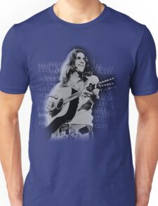 guitar player Unisex T-Shirt