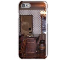 The Fishermans Rest Bar Room iPhone Case/Skin
