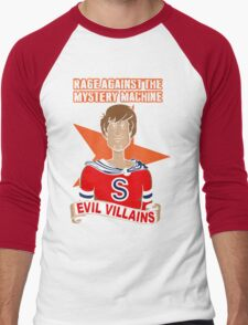 machine Men's Baseball ¾ T-Shirt