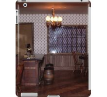 The Fishermans Rest Bar Room iPad Case/Skin