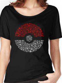 Pokéball Pokémon Women's Relaxed Fit T-Shirt