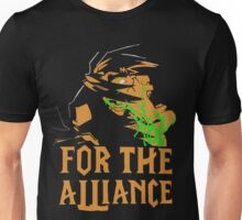 For the Alliance Unisex T-Shirt