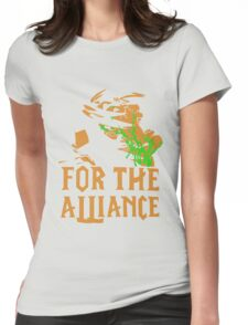 For the Alliance Womens Fitted T-Shirt