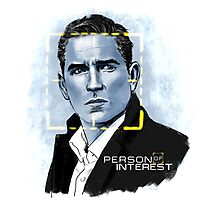 Mr. Reese (Person of Interest) Photographic Print