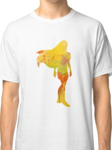 Princess Inspired Silhouette Classic T-Shirt