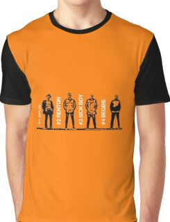 T2: Trainspotting 2 Graphic T-Shirt