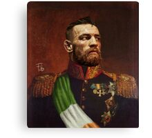 Conor McGregor - Protector of the Land Canvas Print
