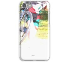 Running Bike  iPhone Case/Skin