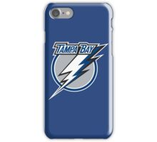 "Tampa Bay Lightning ""professional ice hockey team"" iPhone Case/Skin"