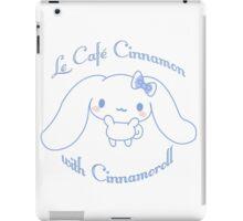 Café Cinnamon iPad Case/Skin